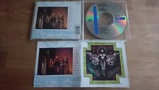FIFTH ANGEL Time will tell 1.press 1989 Crimson Glory Heir Apparent Lizzy Borden