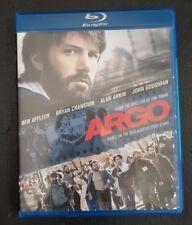 Argo (Blu-ray/DVD, 2013, 2-Disc Set, Includes Digital Copy UltraViolet)