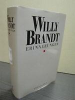 Willy Brandt Erinnerungen