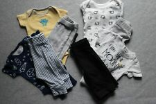 Used Baby Boy Newborn Outfit Clothes Lot Carter Koala Baby