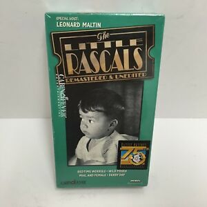 """""""The Little Rascals """"  VOL14 Remastered & Unedited VHS NEW SEALED"""