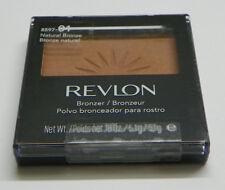 2 Revlon Bronzer 01 Natural Bronze New and sealed