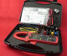NEW UNI-T UT233 USB LCD Digital Power Factor Clamp Meter 3-Phase True RMS Value