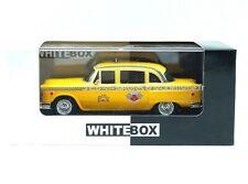 TAXI NEW-YORK CHECKER MARATHON 1/43 WHITEBOX