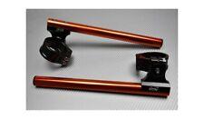 Semimanubri Rialzati Inclinabili Arancione 41mm HONDA CBR 1000 F 1987-1998