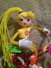 Vintage 1998 Ohio Art Hasbro Betty Spaghetty Cycling Doll!