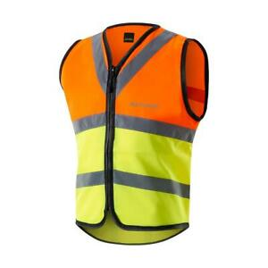Altura Nightvision Safety Bicycle Cycle Bike Vest Hi-Viz Yellow