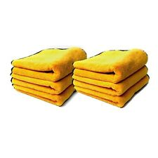 """Chemical Guys 16"""" x 16"""" Professional Grade Premium Microfiber Super Towel 12-Pk"""