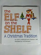 Elf on the Shelf Blue Eyed Girl Scout Elf  ☆ A Christmas Tradition Set Book DOLL