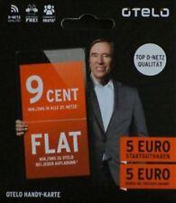 SIM-Karte mit 5 Euro Startguthaben