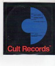 (FL648) Albert Hammond Jnr, Strange Tidings - 2014 DJ CD