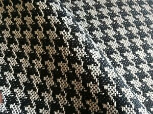 Kirkby Design fabric 'Mono' in Jet Black, K5108/05, length of 4m