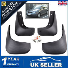 4X MUDFLAPS FOR VW TOURAN 2003 - 2010 CADDY FRONT AND REAR MUD FLAP SPLASH GUARD