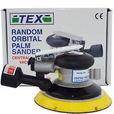 Indasa Tex NCNA-130 150mm 7 Hole Air Palm HookNLoop Random Orbital Sander Light