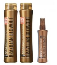 Brazilian Blowout Shampoo, Conditioner, Ionic Bonding Spray NEW
