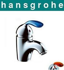 Hansgrohe Axor Azzur 34001520 Single Lever Basin Mixer Topaz Hdl w/Pop-up Waste