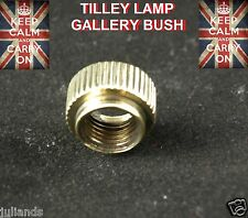 TILLEY LAMP BURNER/GALLERY BUSH PARAFFIN LAMP KEROSENE LANTERN PRESSURE LAMP