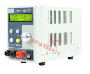 1PC NEW DC regulated adjustable Power Supply HSPY-120-03 120V 3A 360W