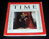 TIME MAGAZINE MAY 6  1935 REX ET IMPERATOR KING GEORGE V