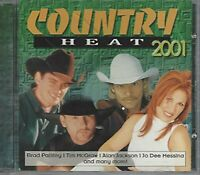 Various - Country Heat 2001 - Various CD B1VG The Fast Free Shipping