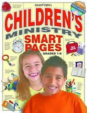 Children's Ministry Smart Pages with CD-ROM: What you need to know to run a soli