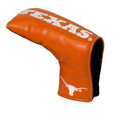 NCAA Texas Longhorns Golf Vintage Magnetic Blade Putter Cover