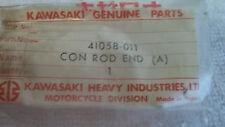 Kawasaki OEM NOS brake rod end connector 41058-011 A1 Samurai A7 Avenger  #5134