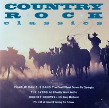 COUNTRY ROCK CLASSICS / CD - TOP-ZUSTAND