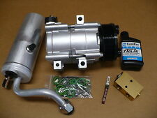 REMAN A/C COMPRESSOR KIT fits 2003 2004 2005 FORD EXCURSION (6.0L Diesel only)