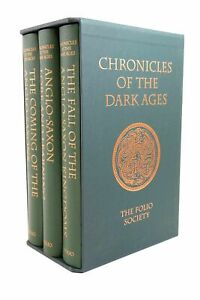 """""""CHRONICLES OF THE DARK AGES (3 VOLUMES) - Barber, Richard"""""""