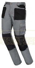 Pantaloni pantalone da lavoro multi tasche elasticizzati ISSA LINE 8730 Stretch