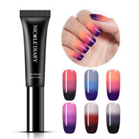 NICOLE DIARY 8ml 3 Layers Thermal Color Changing UV Gellack Maniküre Nail Gel