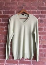 Vintage Ps Paul Smith Sweater, Wool/Angora/Viscose, Sz Small Italy Lime Green