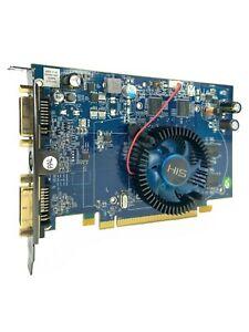 HIS HD 2600Pro - PCIe 2.0 Graphics Card - DVI/DVI/TVO