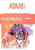 RealSports Football Soccer (Atari 2600, 1982)