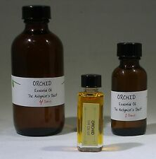 Orchid Essential Oil 1/4 Oz Wiccan Craft Pagan Altar Ritual Spell Special