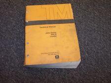 John Deere 644B Wheel Loader Shop Service Repair Technical Manual Guide TM1095