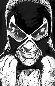 (2021) JOKER #2 2nd Print 1:25 Variant Cover! 1st VENGEANCE (Daughter of Bane)