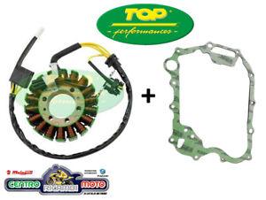 Statore Volano Magnete TOP + Guarnizione Honda Sh 300 ie Scoopy 2007 al 2010