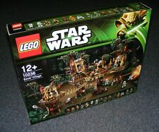 STAR WARS LEGO 10236 EWOK VILLAGE UCS BRAND NEW SEALED ULTIMATE COLLECTORS