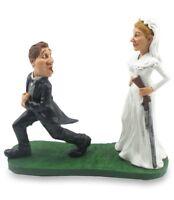 Braut Figur mit Hochzeitslilie Tisch Deko Hochzeit Geschenk Veronese Frau
