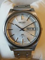 Seiko Lord Matic 5606-7072 restored and serviced in perfect condition, Vintage