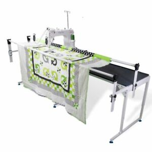 Grace Q'nique Long Arm Quilting Machine with Qzone Queen Frame New