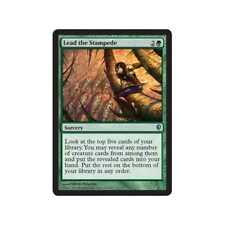 MTG Lead the Stampede NM - Conspiracy