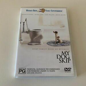 My Dog Skip region 4 DVD (2000 Frankie Muniz family movie)