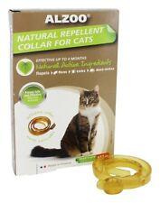 Alzoo Natural repellent collar for Cats Flea tick & Dust Mites