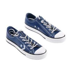 1/6 12'' Male Action Figure Shoes Blue Canvas Sneaker for Hot Toys Phicen