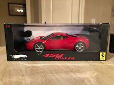 1/18 Hot Wheels Elite Ferrari 458 Italia