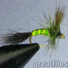 1 dozen (12) - Green Drake