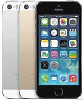 Apple iPhone 5S 16GB Unlocked, Sprint, AT&T, T-Mobile Smartphone Fast Shipping!